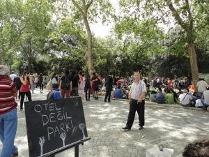 foto: Taksim Gezi Parkı, İstanbul, 2013.05.30