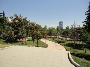 Maçka Park