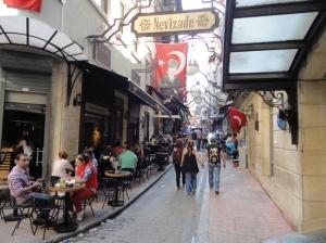 Nevizade Sokağı