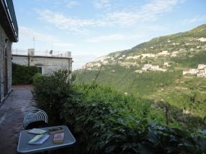 photo of terrace in Ravello