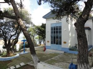 A third Greek church on the island