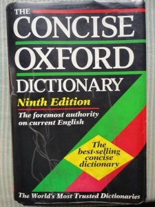 Della Thompson (editor), The Concise Oxford Dictionary of Current English