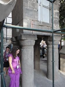Four Footed Minaret, Diyarbekir, September 6, 2013