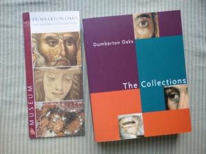 Dumbarton Oaks brochure and Collection catalogue