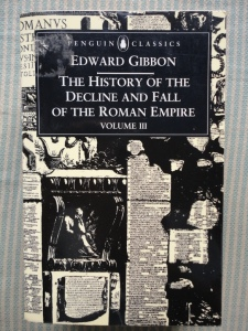 Gibbon, Decline and Fall, Volume III of Penguin edition