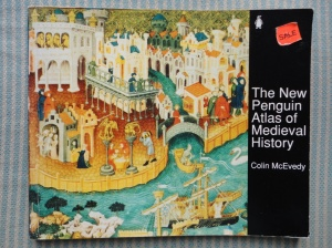 Colin McEvedy, The New Penguin Atlas of Medieval History
