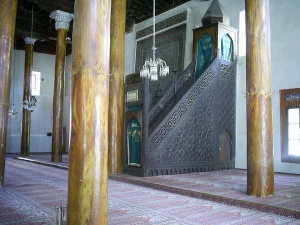 Arslanhane Mosque (1290), Ankara, July 28, 2009