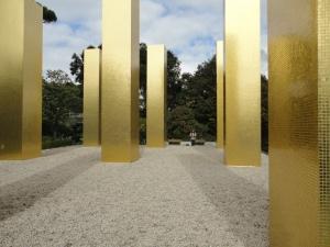 Heinz Mack, Sky over Nine Columns, Sabancı Museum, 2015.10.30