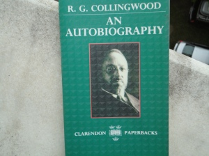 photo of Collingwood's Autobiography
