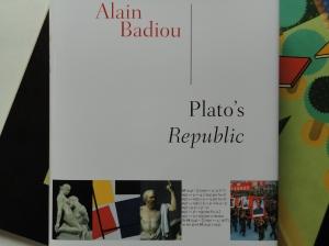 photo of Badiou's Republic