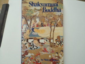 Photo of book, Shakyamuni Buddha