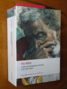 Bible (Jehovah on cover)