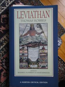 Thomas Hobbes, Leviathan