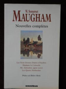 Maugham, Nouvelles completes