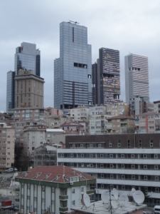 Torun Center, Şişli, Istanbul, February 12, 2017