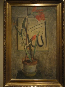 Feyhaman, still life, 1945