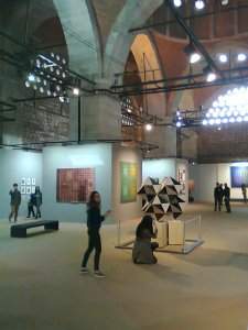Vasarely show