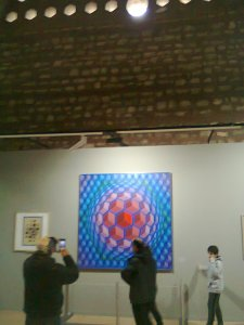 Vasarely show