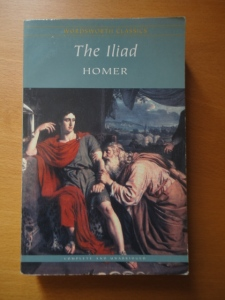 Homer, Iliad,  Wordworth edition