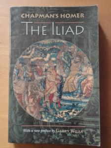 Chapman's Homer's Iliad