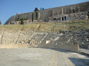 Theater of Dionysus, Athens