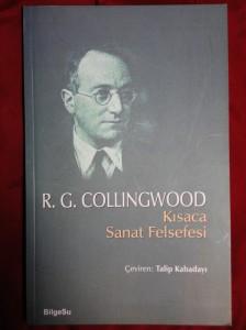 Collingwood, Kısaca Sanat Felsefesi