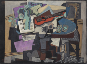Picasso, Still Life (1918), National Gallery of Art, Washington