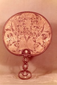 Desborough Mirror, British Museum