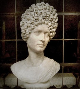 Flavian woman, from the Capitoline Museums