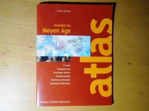 Merienne, Atlas mondiale du Moyen Age