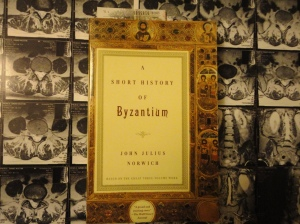 Cover of Norwich's Short History of Byzantium