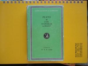 Loeb Plato III cover