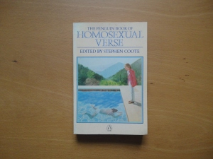 Cover of the Penguin Book of Homosexual Verse