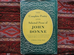Cover of the Complete Poetry and Selected Prose of John Donne