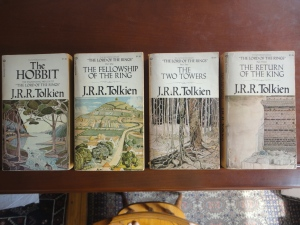 The Tolkien books