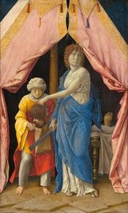Andrea Mantegna, Judith with the Head of Holofernes